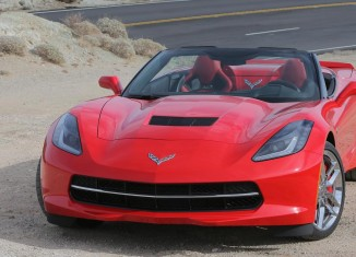 Corvette Stingray is the 'Most American Made Car' Produced in the USA