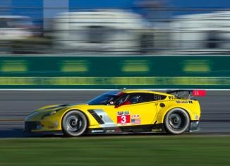 Corvette Racing at Long Beach: First Street Fight for Corvette C7.R