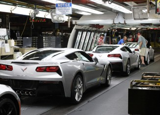 Corvette Plant's UAW Members Approve Strike Authorization