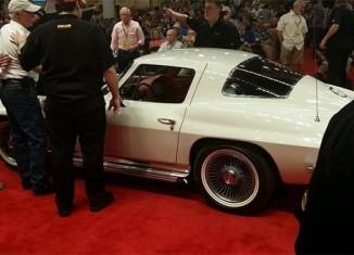 [VIDEO] 1967 McNamara Corvette Sells for $725K at Mecum's Houston Auction
