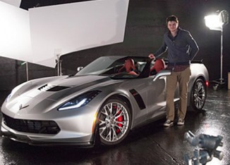 [GALLERY] Chevrolet Gives Student Photographers a Shot at the Corvette Z06 Convertible