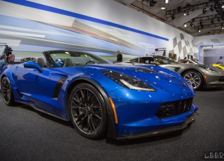 [GALLERY] The 2015 Corvette Z06s at the New York Auto Show (50 Corvette photos)