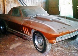 1966 Corvette Big Block: From Barn Find to Award Winner