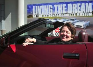 Corvette Museum Receives Donation of a 1993 40th Anniversary Corvette