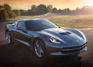 Last Chance to Order a Cyber Gray Corvette Stingray