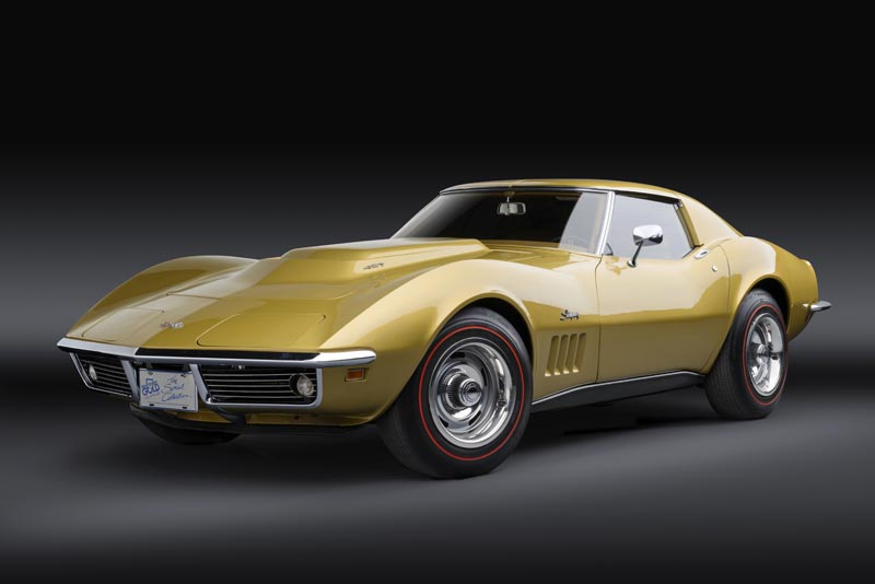 Corvettes Of Houston >> 1969 L88 Riverside Pot of Gold to Cross the Block at Worldwide's Houston Classic Auction ...