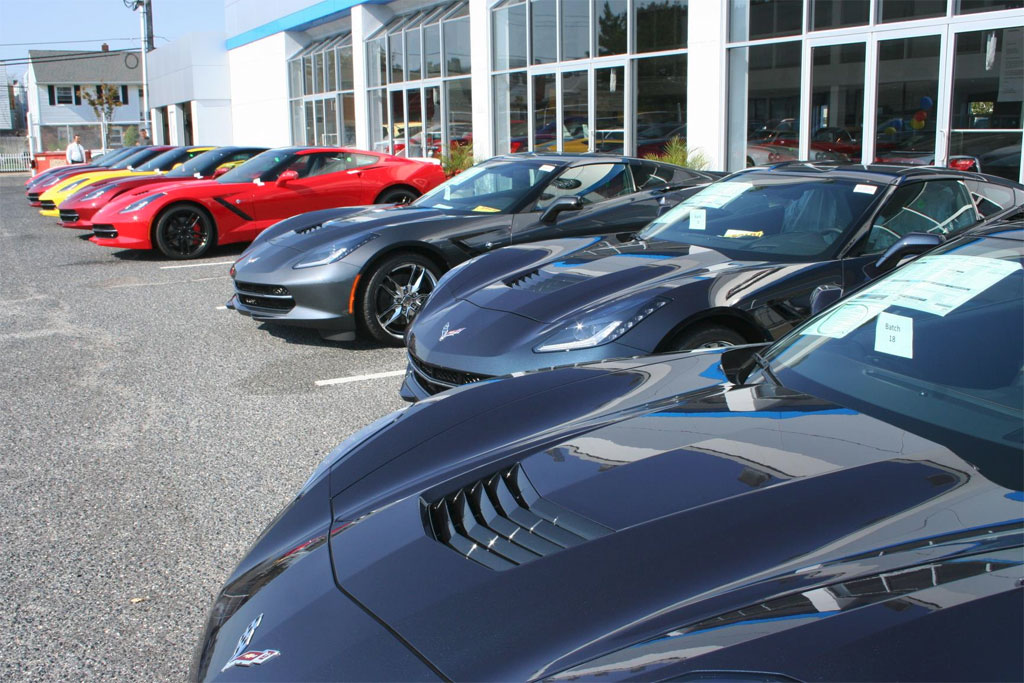 April 2014 Corvette Sales