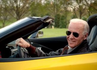 [VIDEO] Corvette Stingray Shown in White House Correspondents Skit