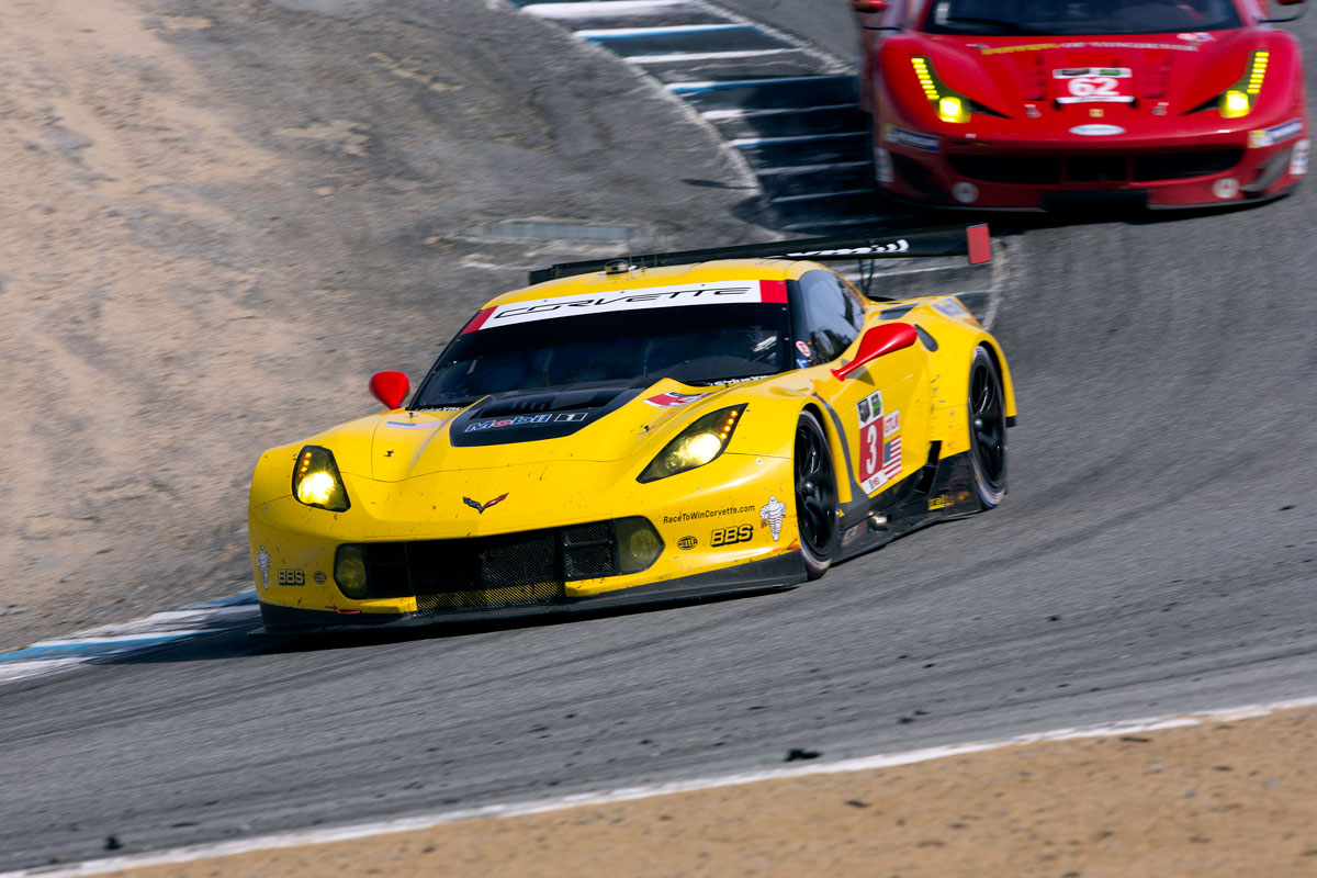 Corvette Racing at Laguna Seca: Second Straight Win for Magnussen, Garcia