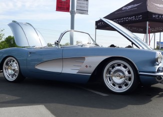 [VIDEO] Heartland Customs' 1958 Specvette Unveiled at the NCM Bash