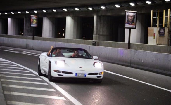 [VIDEO] Listen to this C5 Corvette with a Corsa Exhaust Cruise Through Monaco