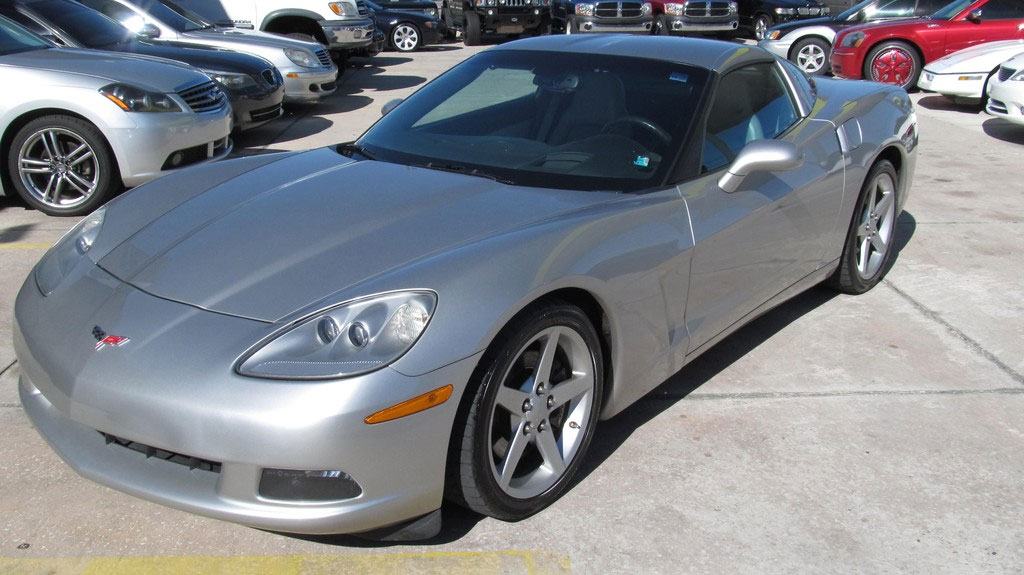 Latest General Motors Safety Recall Involves 2005-2007 Corvettes