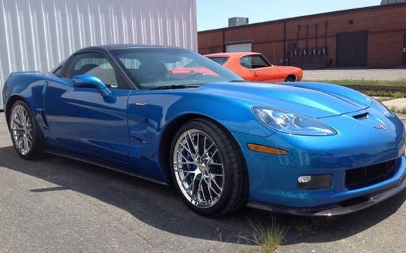 Debunking a Stupid Rumor About a Special Series of 2014 C6 Corvette ZR1s