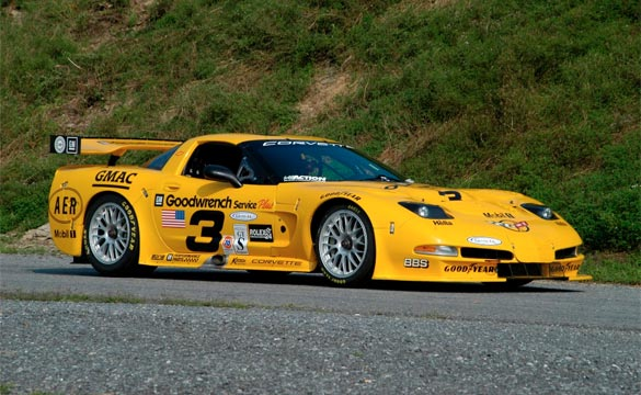 Corvettes at Carlisle to Feature Two Corvette Racecar Exhibits