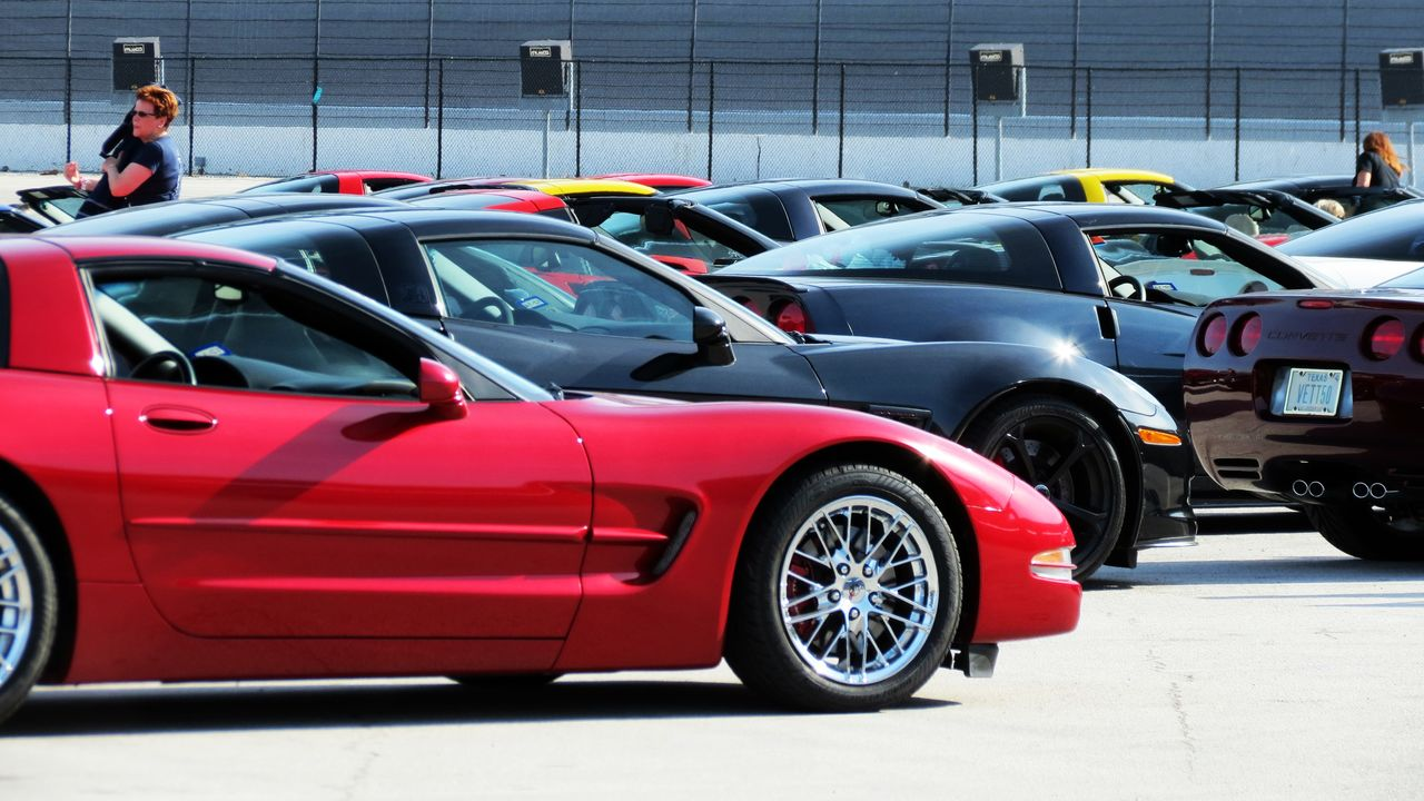[GALLERY] Corvettes at the Lone Star Classic (50 Corvette photos)