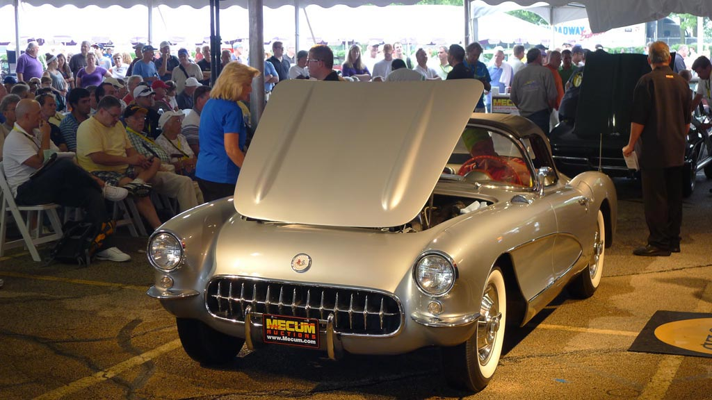 Mecum Cancels Bloomington Gold Corvette Auction