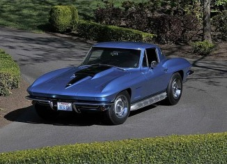 Blue Chip 1967 L88 Corvette to be Featured at Mecum's Inaugural Seattle Auction