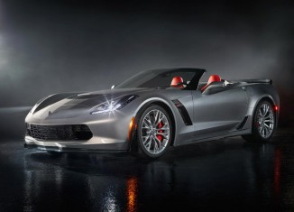 New Corvette Z06 Convertible Raises Open-Air Driving to Supercar Level