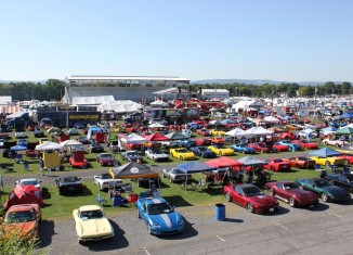 Corvettes at Carlisle 2014: Celebrating the Past, Present and Future of America's Icon