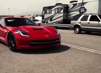 [VIDEO] Edelbrock's E-Force Supercharger for the C7 Corvette Stingray