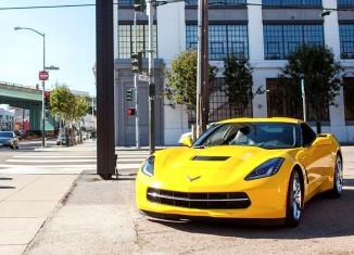 Hertz to Offer Corvette Stingray Rentals