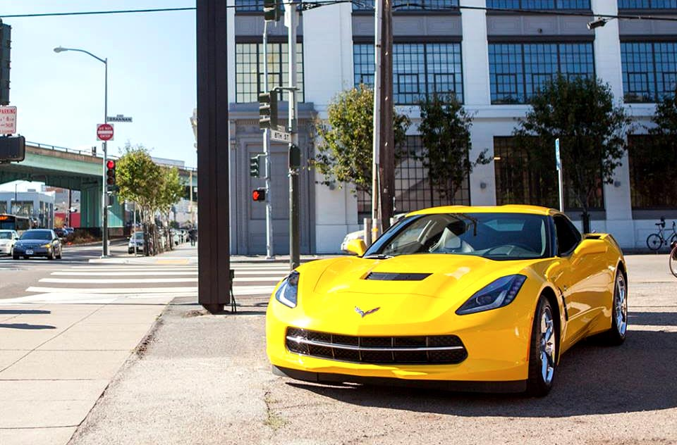 Hertz to Offer Corvette Stingray Rentals