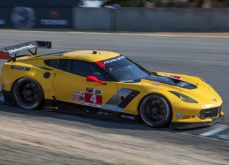 Corvette Racing Links for the 2014 24 Hours of Le Mans