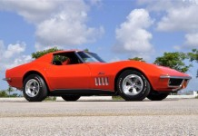 Corvettes on eBay: 1969 Nickey Chevrolet Corvette 427/435