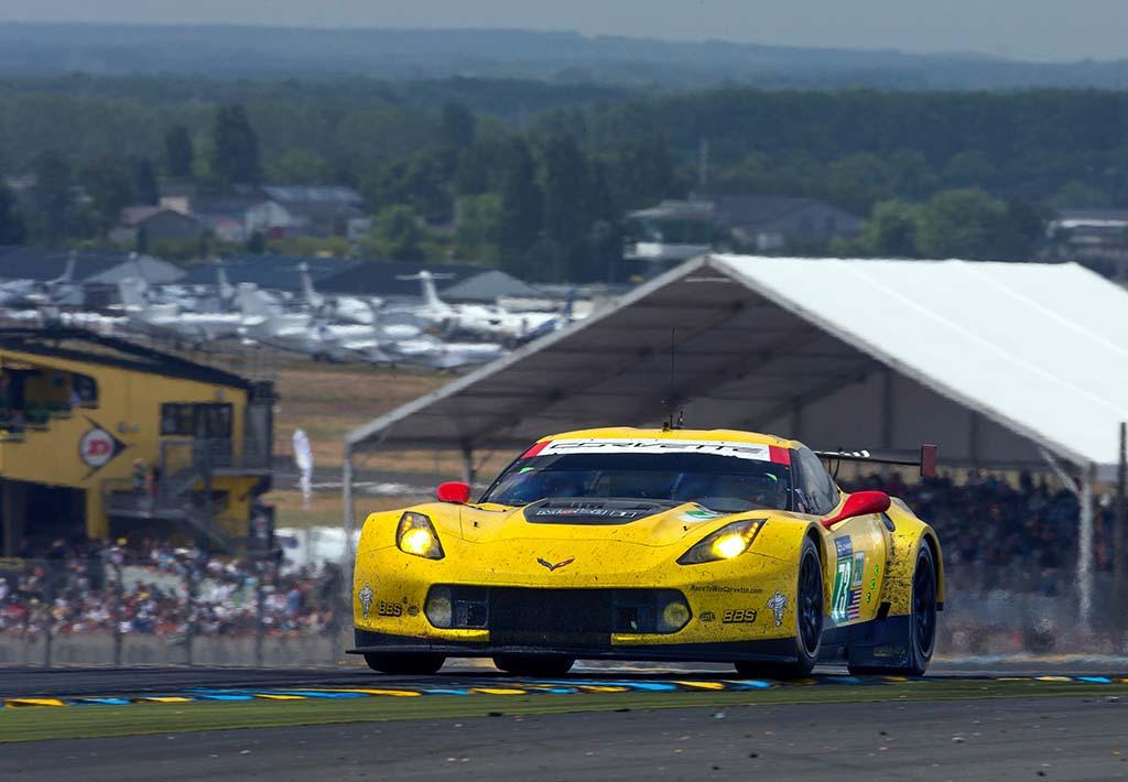 Corvette Racing at Le Mans: Runner-Up Finish for Corvette C7.R