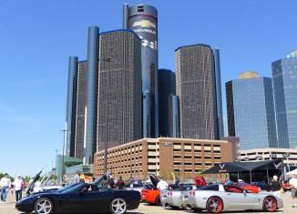 [PICS] Corvettes in the D at GM's Renaissance Center