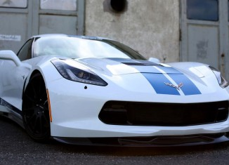 German Tuner Geiger Goes to Work on the 2014 Corvette Stingray