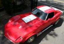 Corvettes on eBay: Mail Order Baldwin Motion Phase III Corvette