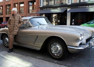 1962 Corvette Driven Daily for Over 50 Years