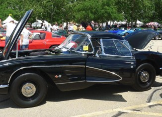 A Preview of the 2014 Bloomington Gold Corvette Show