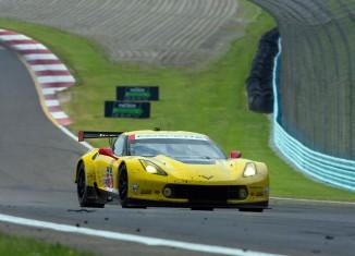 Corvette Racing at Watkins Glen: Third Straight Victory For Garcia, Magnussen