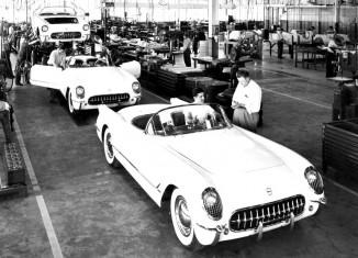 Happy Birthday Corvette! America's Favorite Sports Car Celebrates its 61st Birthday Today!