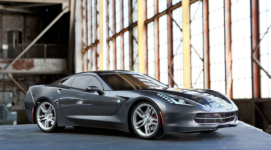 Vaterra Introduces New 1/10 Scale Corvette Stingray RC Car