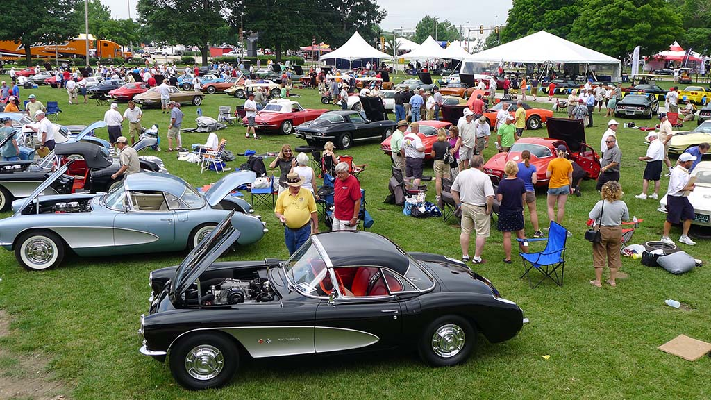 [PICS] The 2014 Bloomington Gold Corvette Show