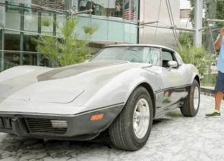 Chevrolet Reunites Detroit Man with His Stolen 1979 Corvette - Updated w/ VIDEO