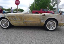 [PICS] Bloomington Gold 2014 - 1953 Corvette VIN 009