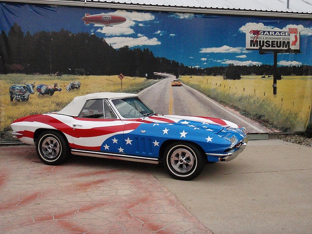 [GALLERY] Patriotic Corvettes for the 4th of July! (36 Corvette photos)