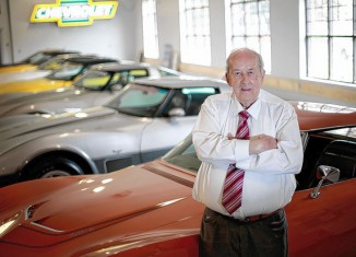 [VIDEO] Corvette Hall of Famer Bob McDorman Opens Automotive Museum