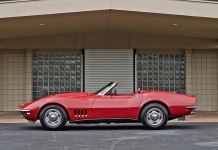 Former Barn Find 1968 L88 Corvette Known as 'Bounty Hunter' Headed to Mecum Monterey