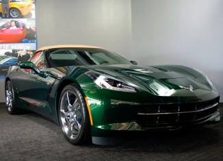 Corvette Museum to Raffle the Last 2014 Corvette Stingray Premiere Convertible Built