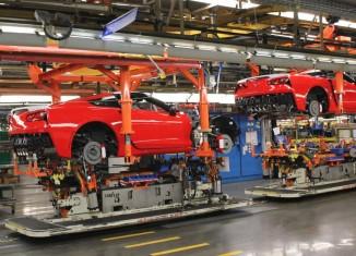 GM Fires the Corvette Assembly Plant's Longtime UAW President Eldon Renaud