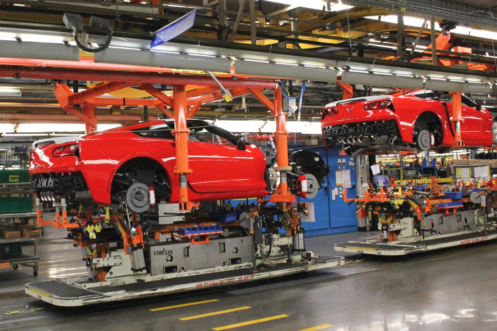 GM Fires the Corvette Assembly Plant's Longtime UAW President Eldon Renaud