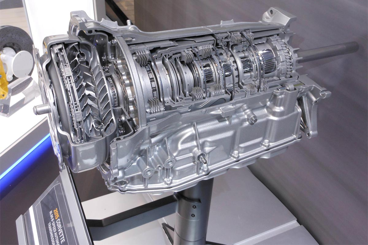 Todelo Plant Ready to Start Production on the 2015 Corvette's 8-Speed Transmission