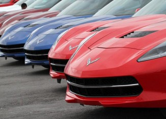 The Corvette Stingray Wins Again, Beating Rivals Where it Counts