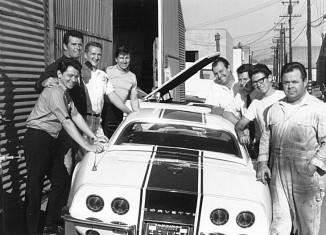Actor and Former Corvette Racer James Garner Dies at 86