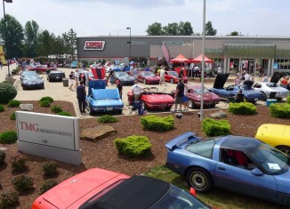 [PICS] The 12th Annual Corvettes at CORSA Show